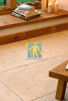limestone tiles tumbled jerusalem gold Perth cleaning